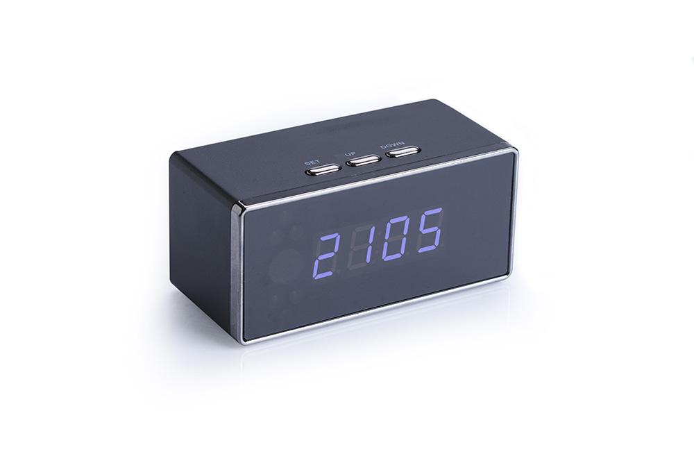 Detektivska mikro kamera u alarmnom satu-3