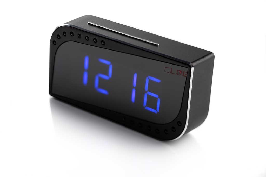 Detektivska mikro kamera u alarmnom satu-2