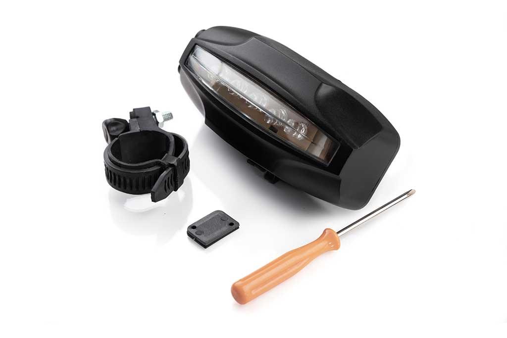 GPS tracker u svetlu za bicikle i motocikle-5