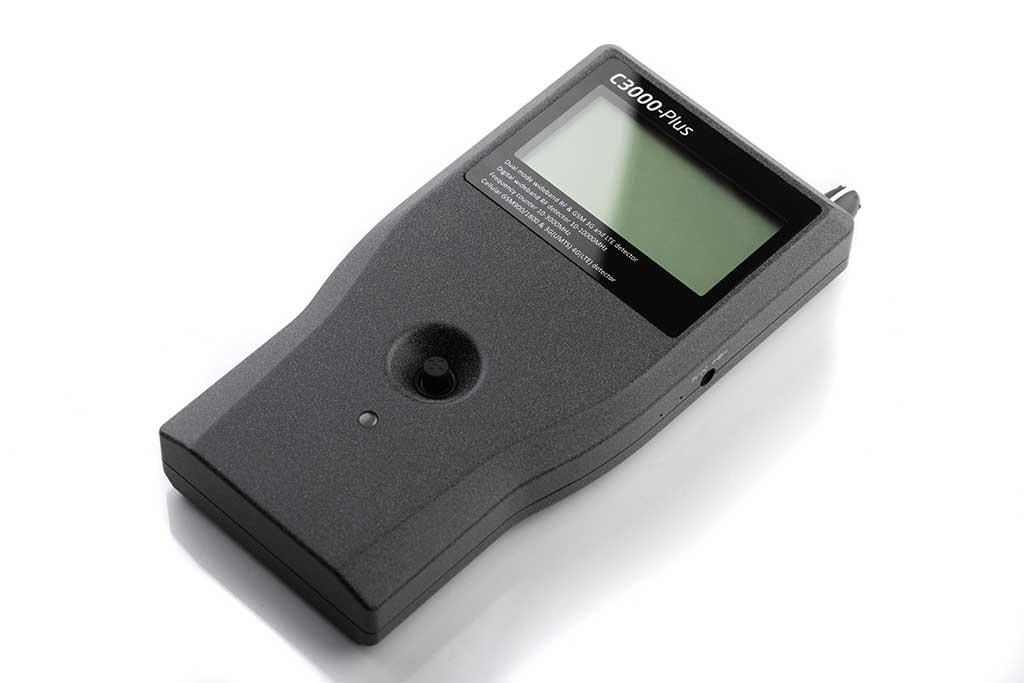 Profesionalni detektor špijunske opreme ST3000 Plus-4