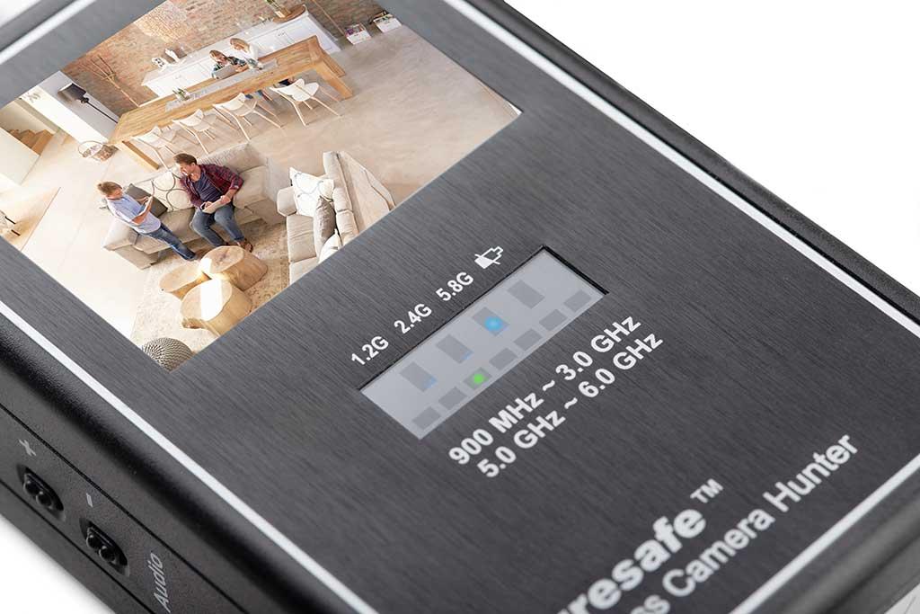 Detektor wireless bežičnih kamera-2