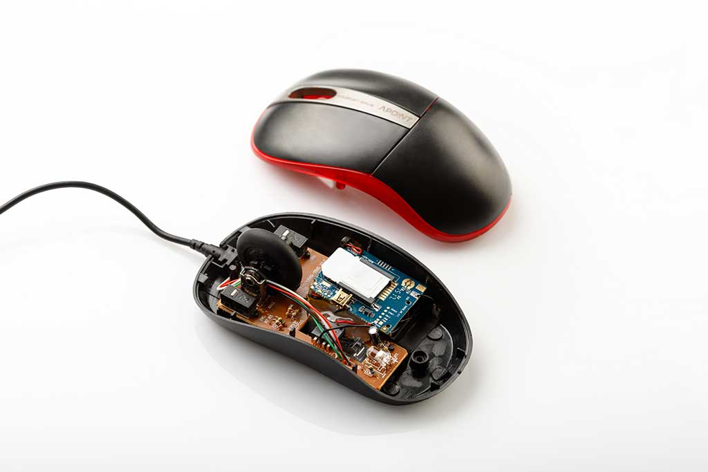 Mikrofon u kompjuterskom mišu-1