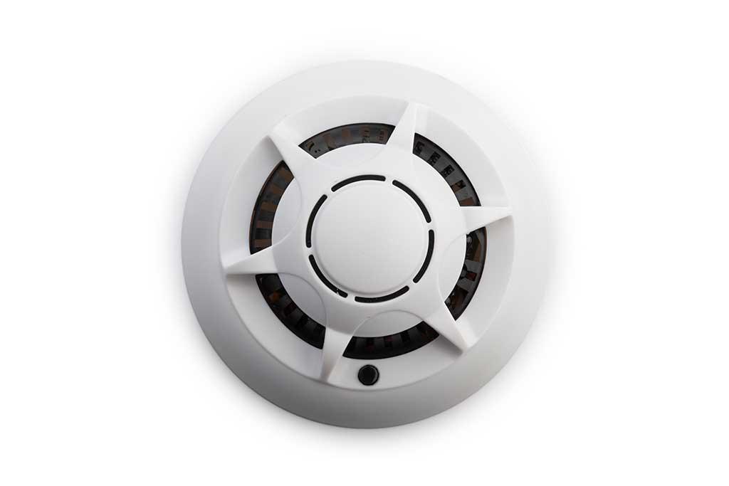 WiFi detektivska kamera u senzoru za dim-1