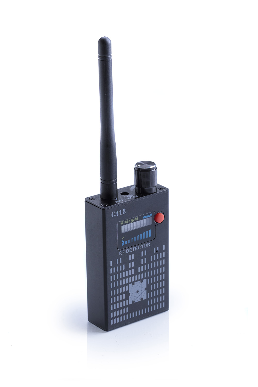 Detektor špijunske opreme HW 007 i G318 Max-3