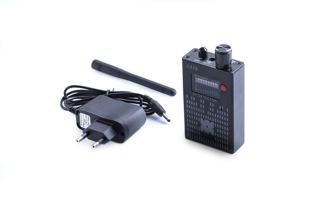 Detektor špijunske opreme HW 007 i G318 Max-1