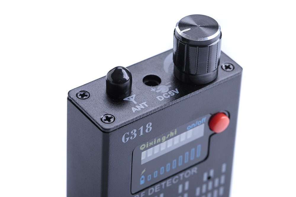 Detektor špijunske opreme HW 007 i G318 Max-2